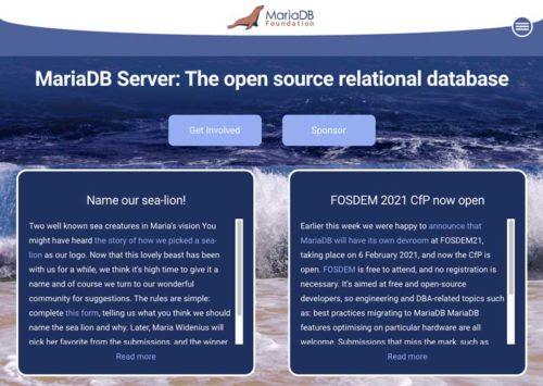 MySQLが終了していく状況下で「さて次は?」その実行可能な代替手段として注目されているのがこのMariaDBです